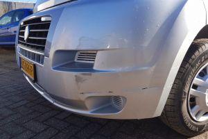 Schade aan bumper